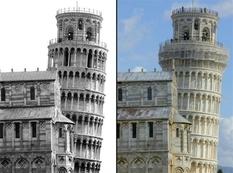 "The main ""falling"" symbol of Italy"
