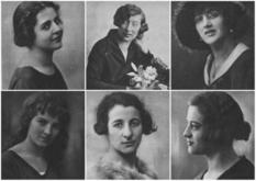 Найкрасивіші дівчата Львова на чорно-білих фотографіях міжвоєнного періоду