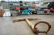 Сліди корабля зі скарбами знайшли біля узбережжя Великобританії