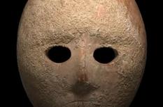 9000-річну маску розкопали в Ізраїлі