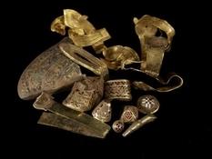Стаффордширський скарб: більше 1500 предметів, що належали англо-саксонської знаті