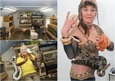 Майже £135 000 на колекцію з 500 смертельних змій
