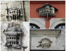 Дворцы для воробьев как элементы османской архитектуры Турции