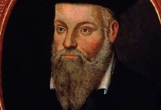 March 1: the first book of Nostradamus, the sixth vitamin and CD-ROM by Apple Computer