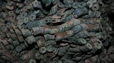 3-тонний скарб монет Північної династії Сун
