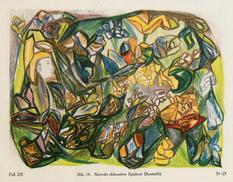 Численна колекція картин, малюнків і скульптур німецького психіатра