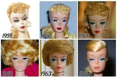 Barbie doll: from the heroine of erotic comics to toys