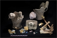 Leaves of gold and polished stones: on the border of Peru and Bolivia, found the religious center of civilization Tiwanaku