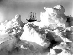 Antarctica beginning of XX century: the most impressive pictures