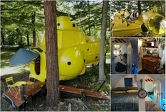 """""""Mad Scientist"""" and his yellow submarine"""