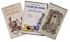 Колекція «непристойних» книг Британської бібліотеки