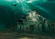 «Город Льва», который был затоплен более 50 лет и найден китайскими археологами