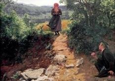 Чи міг на картині XIX століття виявитися сучасний гаджет?