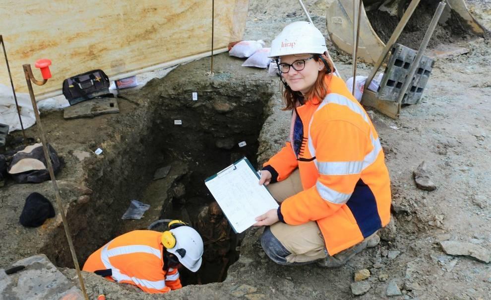 Французские ученые обнаружили необычное средневековое захоронение
