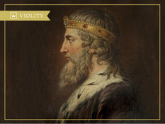 Alfred the Great - the first king of England