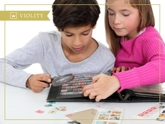 How can parents help their little collector?