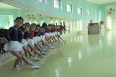 One of the most closed countries in the world: a photo of North Korea from 1979 to 1987