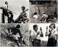 Who hunted Galich 100 years ago?