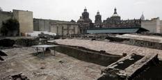 В центре Мехико раскопали древнее захоронение