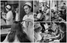 """Babetta failed, we will drape"": a selection of photos from Soviet beauty salons"
