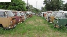 Collection of 55 Canadian Volkswagen Westfalia Campers