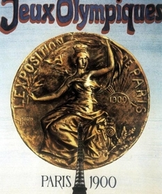II летние Олимпийские игры проходили в разных частях Парижа