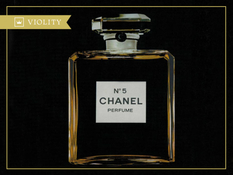 "Chanel number 5, or ""women's fragrance that smells like a woman"""