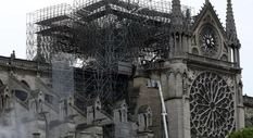 Notre Dame offered to recover using a 3D printer