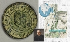 Mysterious coins from Glen Canyon, which brought historians to a standstill