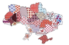 Ukrainian vyshivanka: unique ornaments from different parts of the country