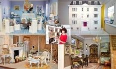 Why did a pensioner from the UK spend $ 65,000 on doll houses?