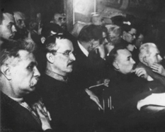 What ended the trial of Ukrainian nationalists in 1941?