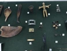 Во Львове открылась уникальная археологическая выставка