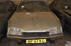 Найбільша колекція занедбаних Citroen CX