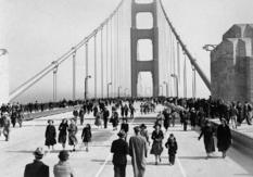 Golden Gate Bridge in San Francisco. Interesting Facts