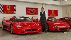 Приголомшлива колекція суперкарів палкого шанувальника Ferrari