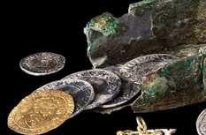 Археологи з Франції знайшли скарб «заборонених» монет