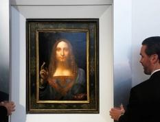 «Спаситель» Леонардо да Винчи: история о случайной находке картины