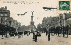 The city where the German Capitulation Act was signed: a selection of photographs