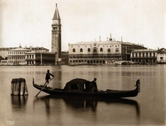 Венеція XIX століття на знімках Карло Найя