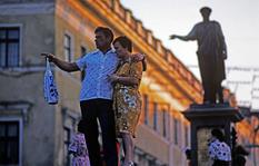 Радянська Одеса на знімках британського фотографа
