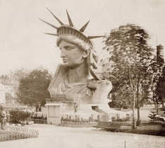 Disassembled into 350 parts and packed in 214 boxes - how was transported the Statue of Liberty