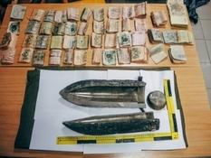 В Эстонии нашли клад в артиллерийском снаряде времен Первой мировой войны
