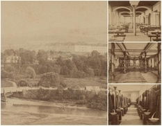 Колегія єзуїтів в Хирові: фотографії Львівщини 1899 року