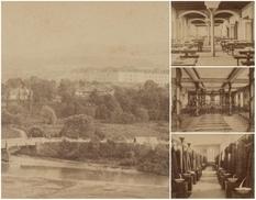 Коллегия иезуитов в Хирове: фотографии Львощины 1899 года