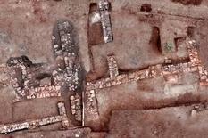 Город времен Античности был найден в Греции