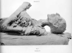 Редкие фотографии мумий из каталога британского египтолога