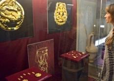 Сокровища сарматского царя Инесмея покажут в одном из музеев Винничины