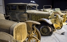 «Безцінна іржа», або колекція автомобілів Роже Байона