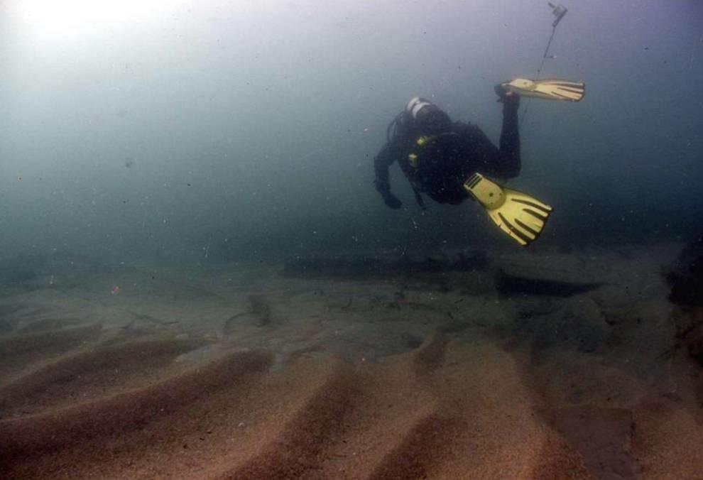 Обнаружили следы крушения богатейшего судна Британии